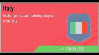 FIFA 20 Ultimate Team Moise Kean SBC 1 2 Italy Reward 627