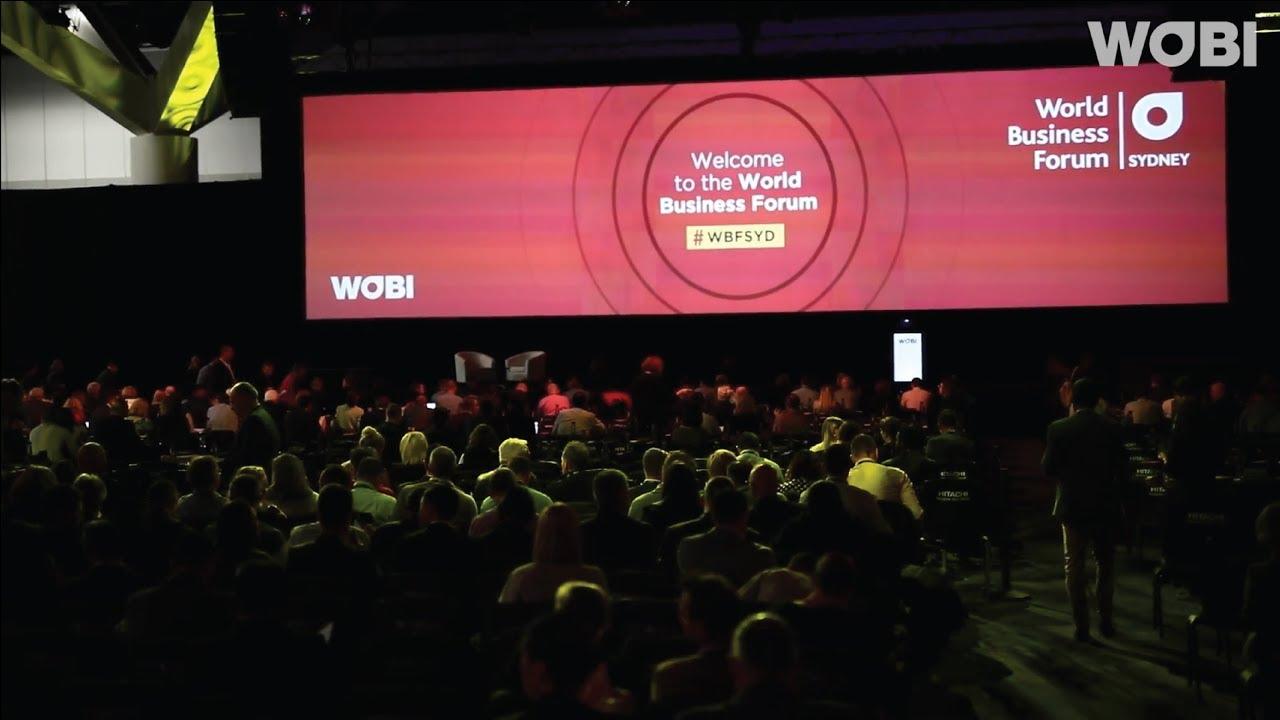 World Business Forum Sydney 2020