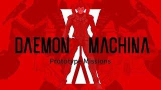 Daemon X Machina Prototype Missions Demo!