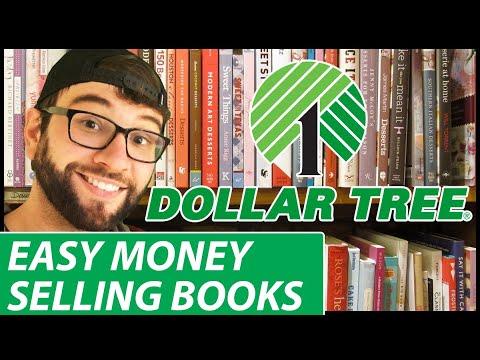 $87/HR! EASY MONEY DOLLAR TREE BOOKS VS THRIFT STORE BOOKS RETAIL ARBITRAGE THRIFTING CHALLENGE!