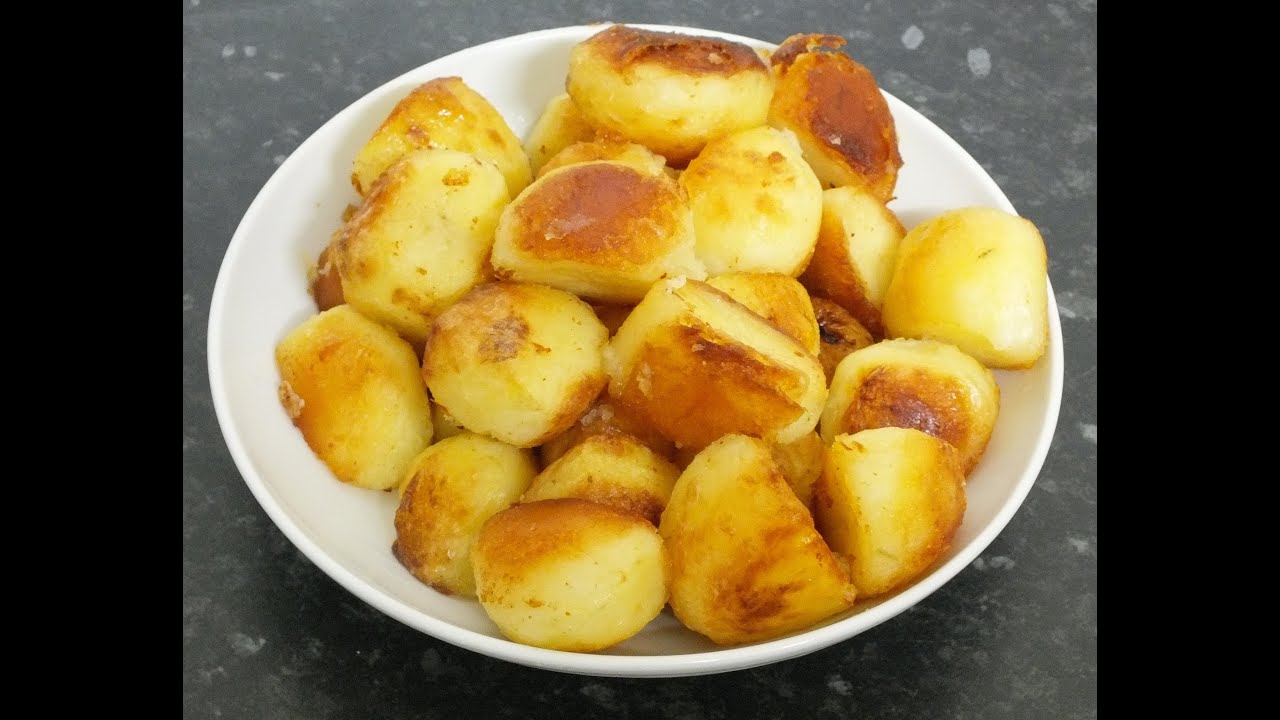 how to cook roast potatoes in goose fat