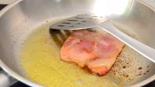 How to Fry Ham