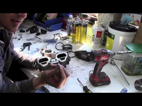 Subaru Tumble Generator Valve Gut Job