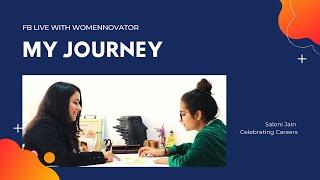 My Journey: Fb Live with Womennovator
