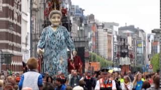 De Reuzen - Antwerpen 2015 - Royal de Luxe
