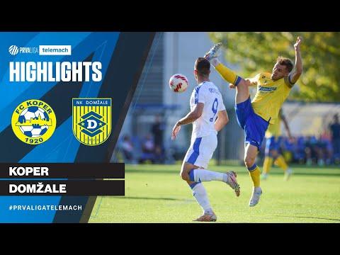 Koper Domzale Goals And Highlights