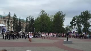 Парад-фестиваль духовых оркестров Архангельск-5