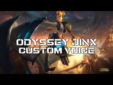 Odyssey Jinx Conceptual Voicepack