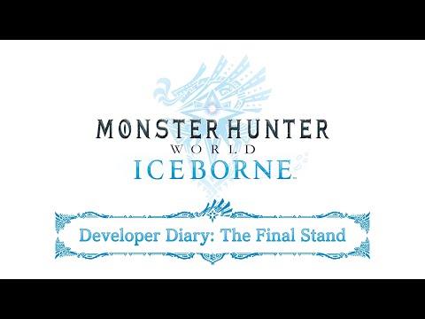 Monster Hunter World: Iceborne - Entwicklertagebuch: Der letzte Kampf
