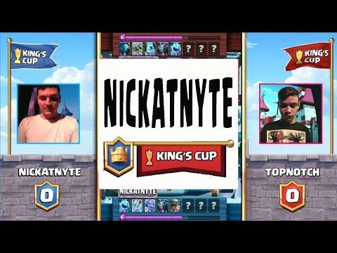 NickatNyte vs TopNotch: King's Cup - Qualifiers (Heats)