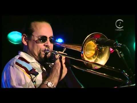 "Steve Turre Quartet - ""Live at The New Morning"""