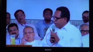 Pastor Babu Cherian at Kumbanad convention 2015