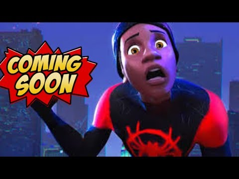 Человек-паук: Через вселенные (2018) - Русский трейлер 2 - Coming Soon