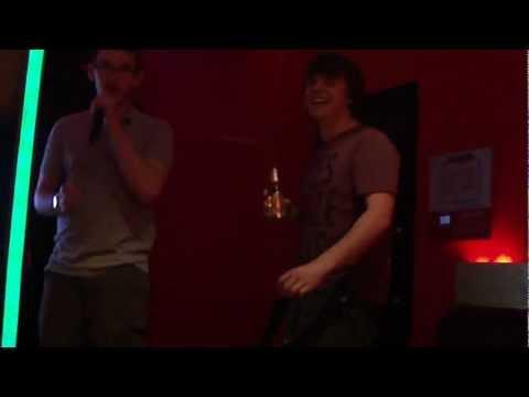 Karaoke in Nanjing Club!