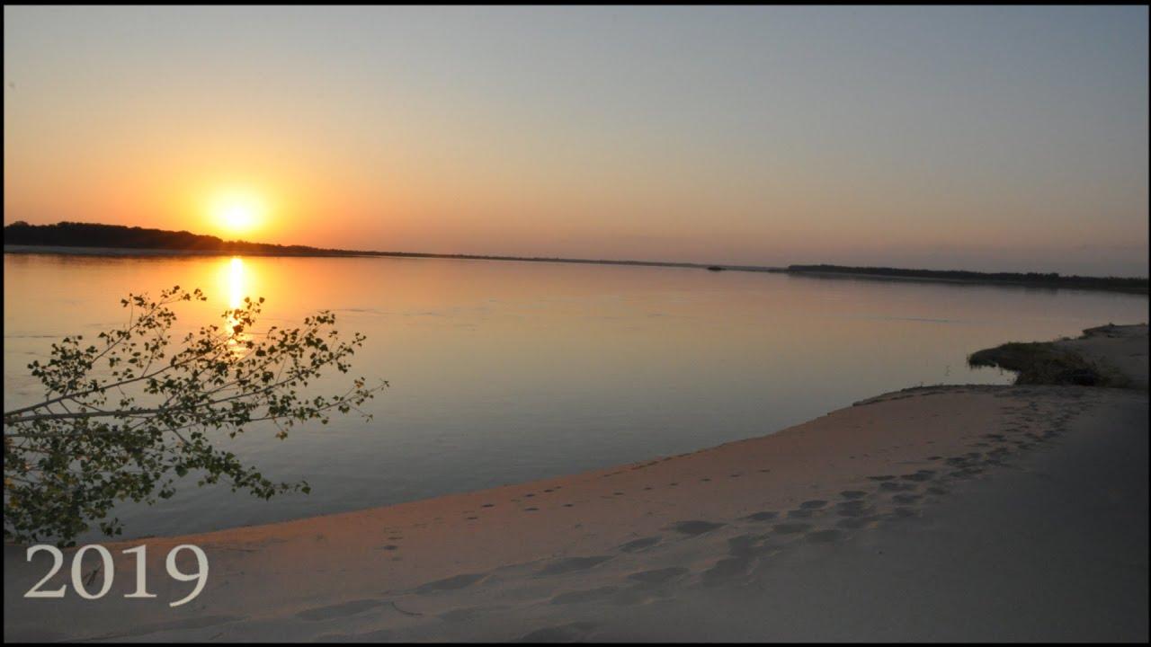 Отдых и рыбалка на Волжских островах часть первая. 2019.