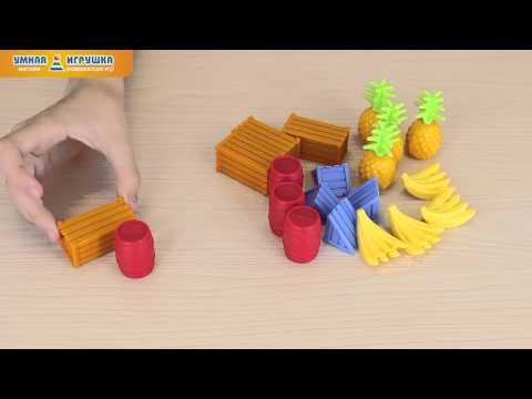 Настольная игра «Попугай на плоту», Mattel