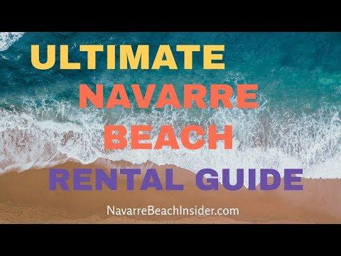 Navarre Beach Rentals Guide (New 2019)
