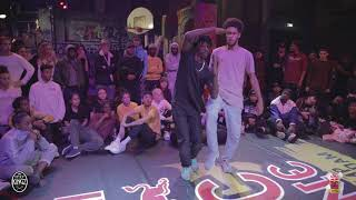 HipHop Kingz X Red bull BC One | Zyko & Dykens vs Majid & Franky Dee | 2 vs 2 hiphop