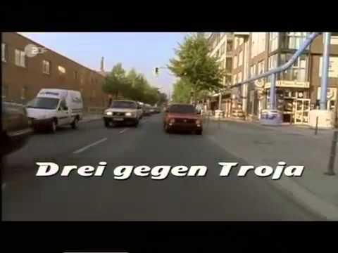 Spielfilm: Drei Gegen Troja  2004  mit Lars Rudolph u.a.  Condor Films AG