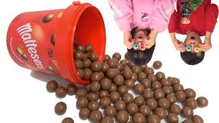 モルティーザーズ チョコレートスプーン こうくんねみちゃん
