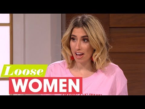 Stacey Feels Selfish for Not Wanting to Be an Organ Donor  | Loose Women