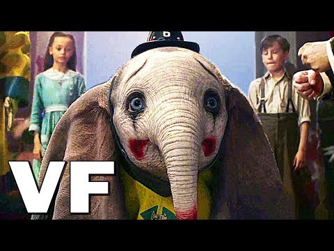 DUMBO streaming VF # 2 (NOUVELLE, 2019) Tim Burton, Film Disney
