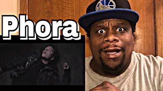 Phora - Holding On (Official Video) Reaction.. This So Deep 🙏