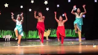 2010-11 KCF Christmas & New Year Program - Megham Karukkuthu dance