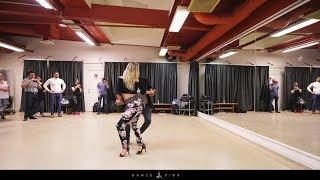 El Pistolero | Bachata Remix | Dance Vida | Fabian and Livia