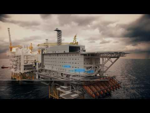 The Johan Sverdrup oil field