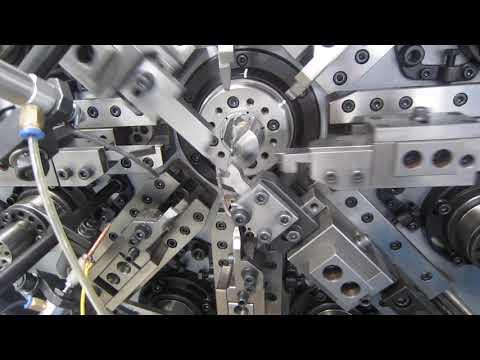 HAARD Master Wire Forming Machine, 642, Tension Spring