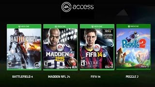 Xbox One Ea Acess  Как Установить Battlefield 4 and NFS Rivals на Xbox One  Почти Бесплатно
