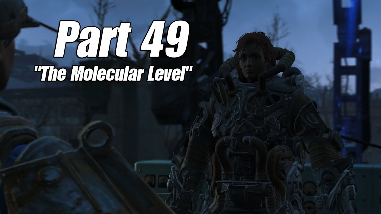 The molecular level institute bound via bos fallout 4 part 49 the molecular level institute bound via bos fallout 4 part 49 solutioingenieria Image collections