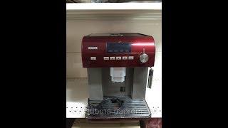 Philips HD5720 автоматическая кофемашина Приготовление латте, видео работы(Кофемашина подготовлена полностью к работе. Работает отлично. Узнать подробней или купить Philips hd5720 можно..., 2016-05-03T09:16:15.000Z)
