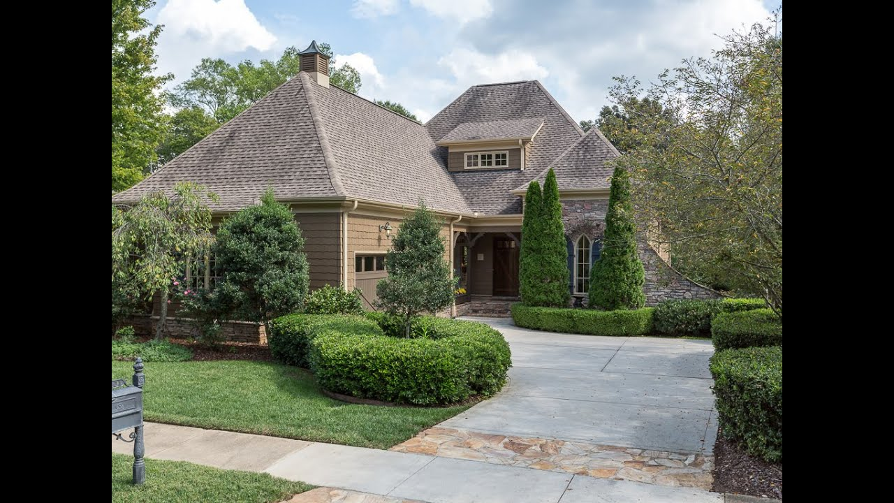 Incredible Old World Inspired Craftsman In Exclusive