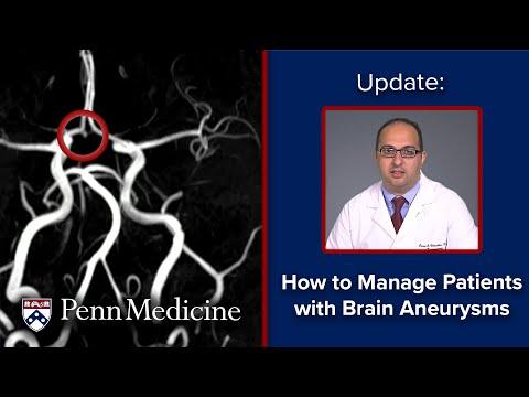 Brain Aneurysms   Updates on Unruptured Intracranial Aneurysms