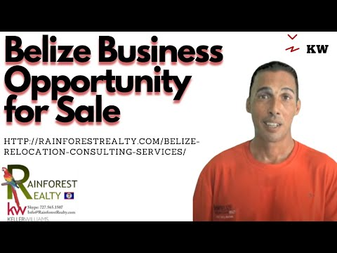 Belize Business Opportunity for Sale
