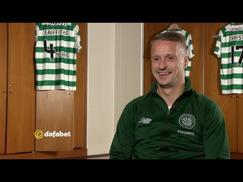 Celtic FC - #LG2022: Leigh Griffiths signs four-year deal