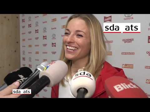 Lara Gut, ein Jahr nach ihrer Verletzung - Olympia - Olympische Winterspiele - Pyoengchang