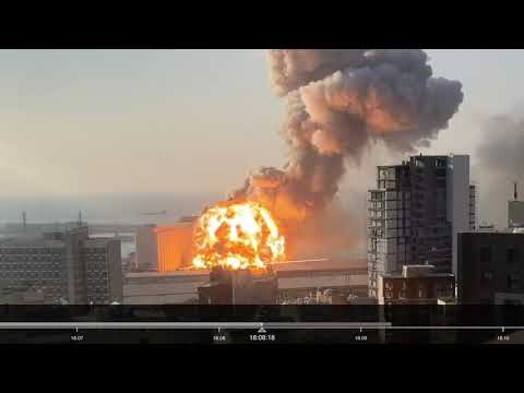 The Beirut Port Explosions (English)