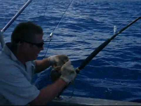 Fishing in the Marshall Islands