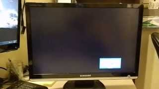 Samsung 226bw monitor flickering and power supply REPAIR LCD LED How To