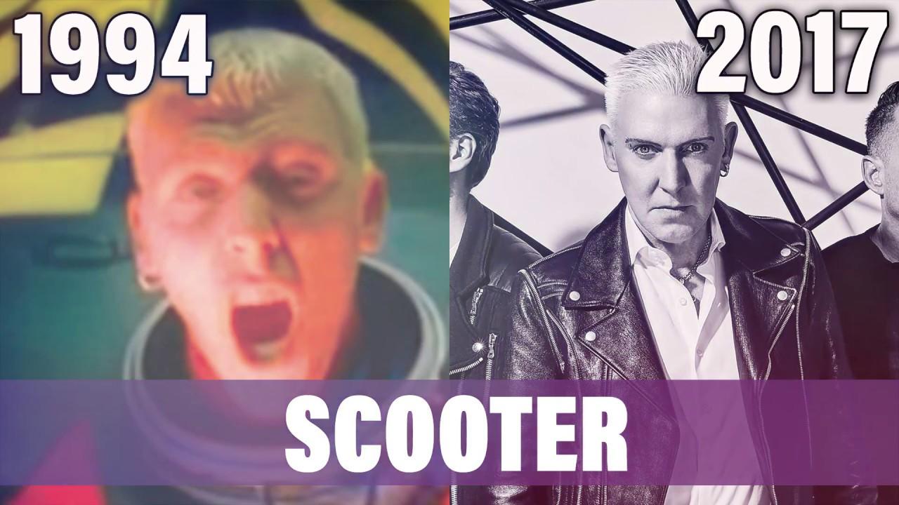 Download Scooter (EVOLUCE 1994-2017)