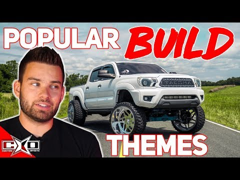 Most Popular Truck Build Themes