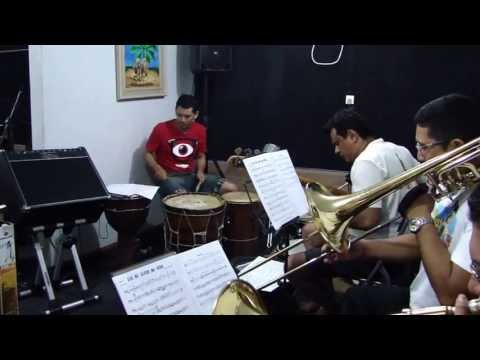 ORQUESTRA DE BEIRADÃO DO AMAZONAS - ENSAIO TÉCNICO - LUA DE ALTER DO CHÃO (CHINA)