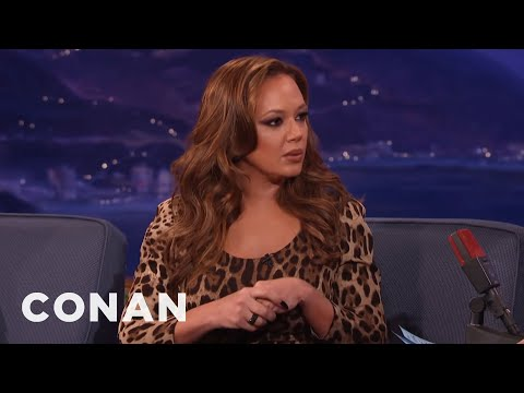 Leah Remini On Shelly Miscavige's Disappearance  - CONAN on TBS