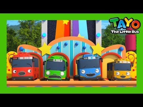 Tayo The Little Bus Is Coming With Season 5! L Tayo Opening Premiere L Tayo S5 L Tayo The Little Bus