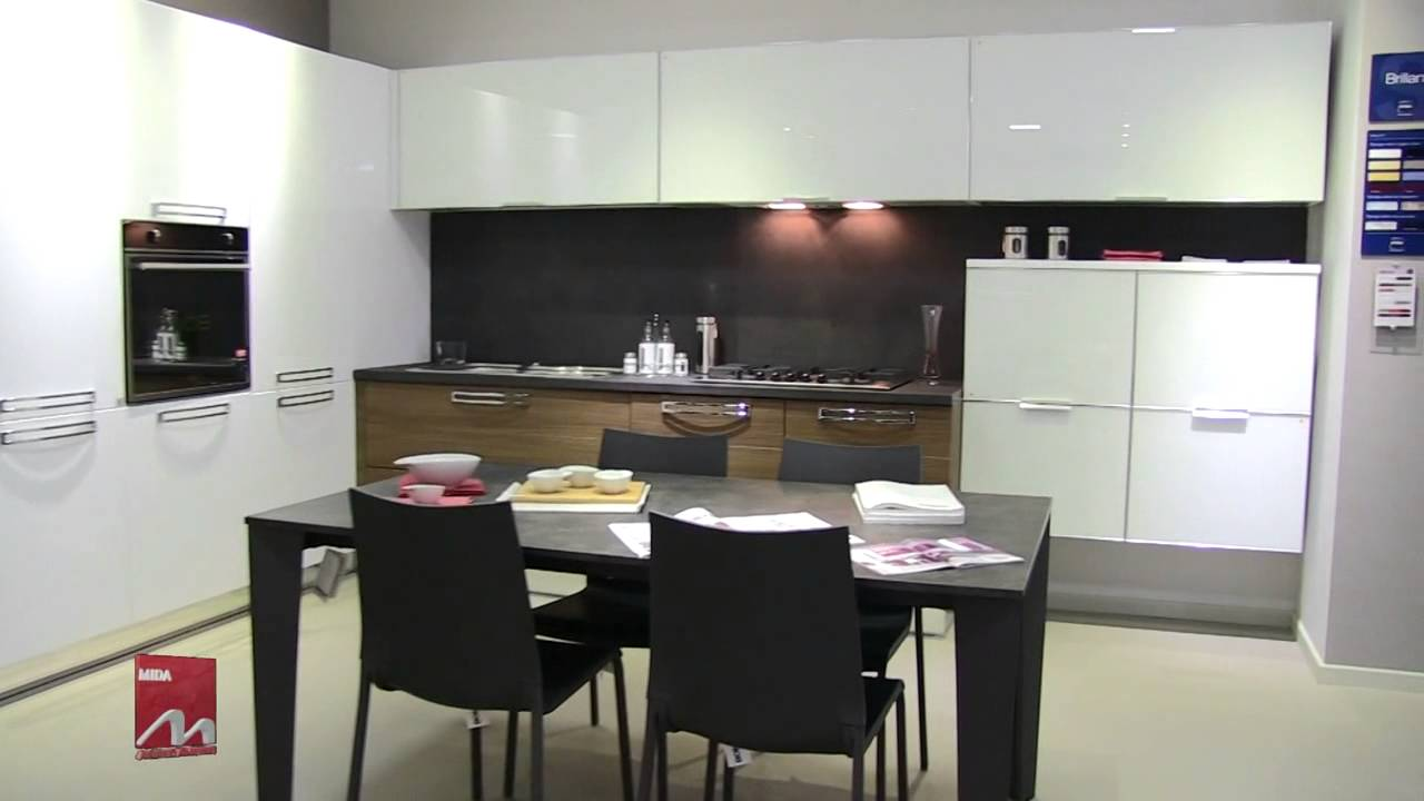 Cucine total white cucina total white foto with cucine total white awesome with cucine total - Cucine moderne total white ...