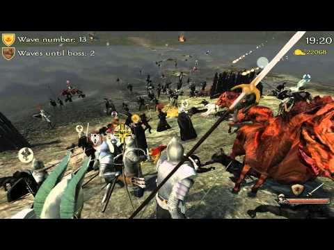 Thumbnail: Mount and Blade:Full Invasion 2 Mod-Lord of the Rings Combined vs Isengard #1