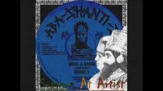Wath A Gwan+Dub_Blood Shanti (Aba-Shanti-I)